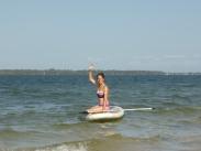 Paddle boarding, NSW