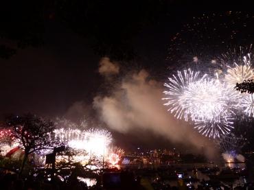 New Year in Sydney
