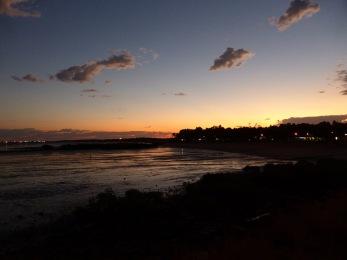 Sunset at Town Beach