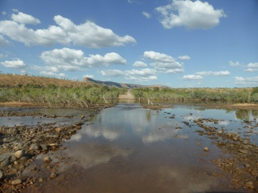 Gibb River Road and Pentecost River
