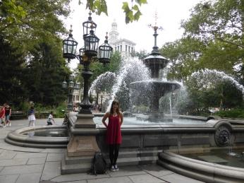 Pretty fountain
