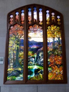 'Autumn Landscape', 1923-24