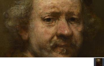 Face Rembrandt detail